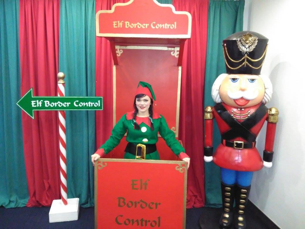 Christmas Festive Fun Child Entertainment Party
