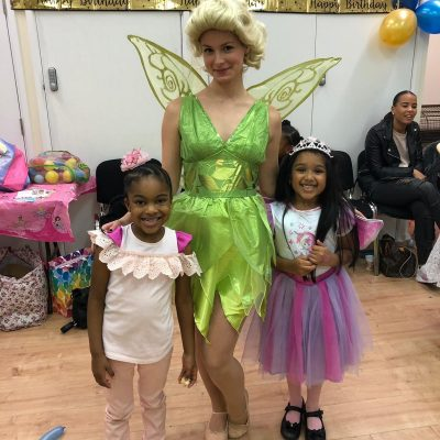 Tinkerbell children party