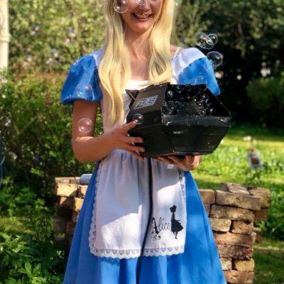 Alice bubbles
