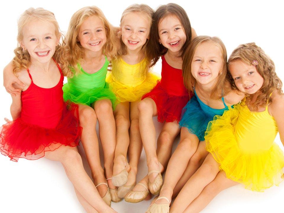Ballet Ballerina Party Dancers
