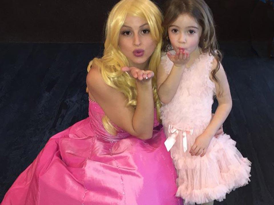 Barbie Ken Kids Party Entertainment