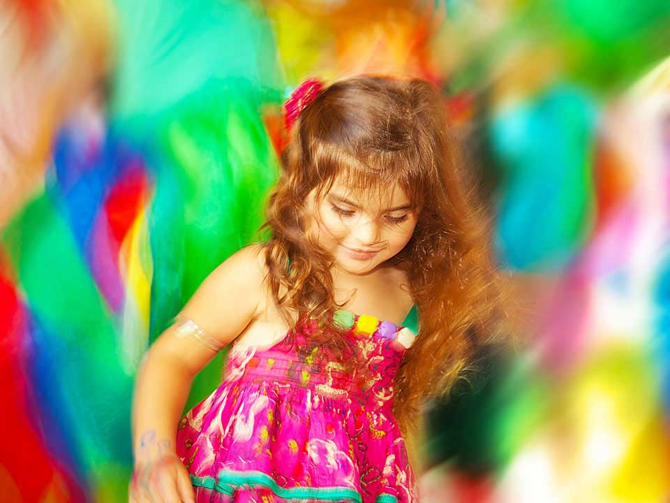 Disco Dance Kids Party Styled Themes