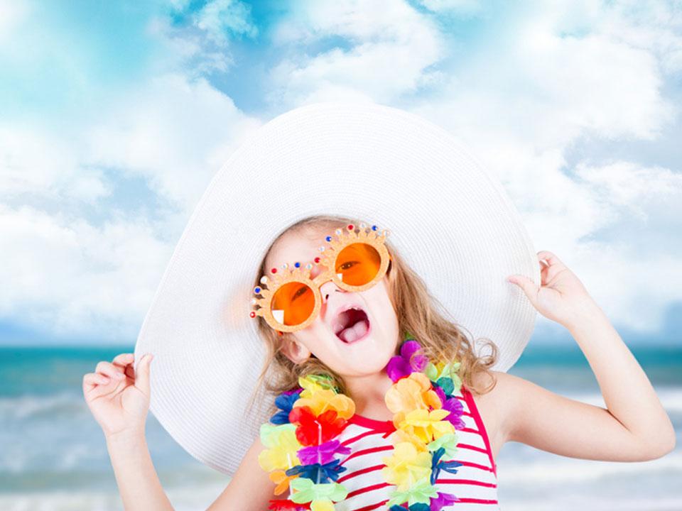 hawaiian party tiki child parties totally tropical hula hula
