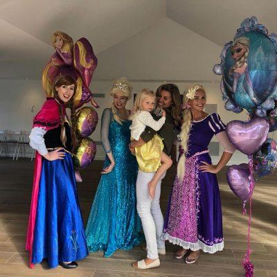 Princesses children party