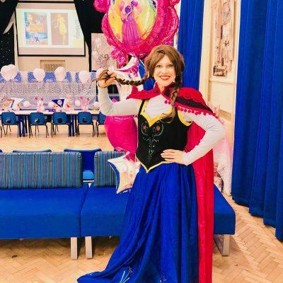 Anna Frozen Party