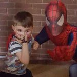Spiderman Superhero Party Theme