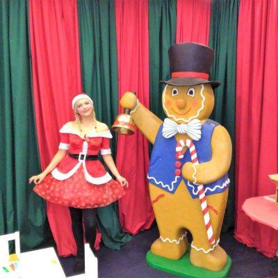 Elf School Christmas Winter Wonderland Party
