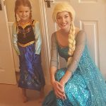 Elsa - Frozen party
