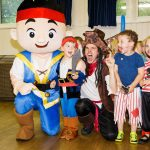 Pirates children's party