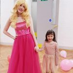 Barbie children party