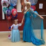 Frozen kids entertainer