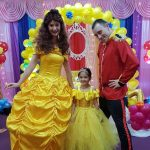 Princess and Prince Charming kids party