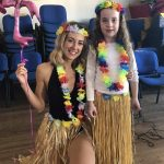 Hawaiian children's party