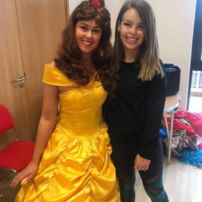 Katie Piper princess