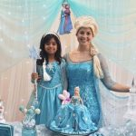 Frozen girls children party