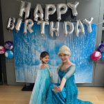 Anna Frozen Birthday party