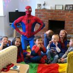 Spiderman party review