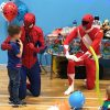 Spiderman Power Rangers children